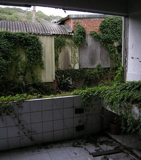 room, abandoned and dystopia