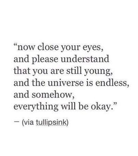 young, okay and true
