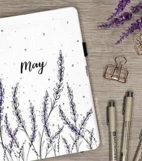 may, flowers and diy