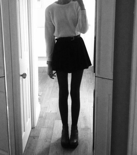 anorexic, proana and thin