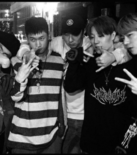 rappers, crush and zico