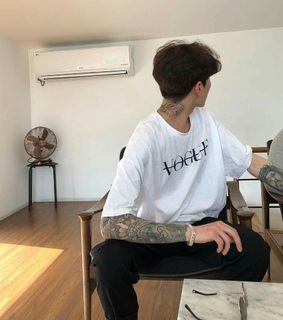 tattoo, ulzzang and asian