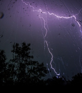 aesthetic, lightning and pretty