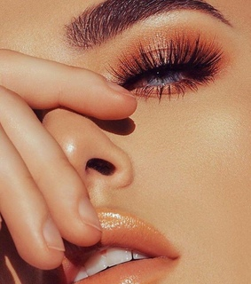 makeup, beauty and lashes