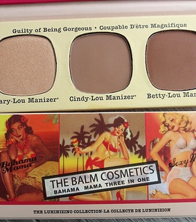 makeup, the balm and cosmetics