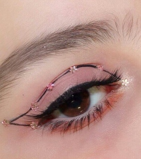 eye makeup, aesthetic and eyeshadow