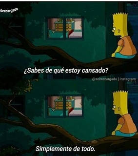 sad, series and bart simpson