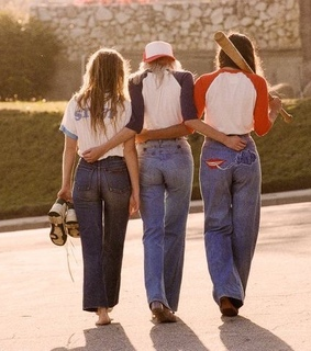 denim, aesthetic and vintage