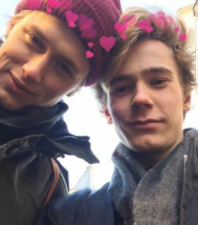 isak, evan and tarjei sandvik moe