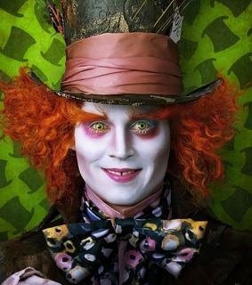 alice, mad hatter and crazy