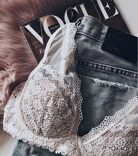denim, magazine and vogue