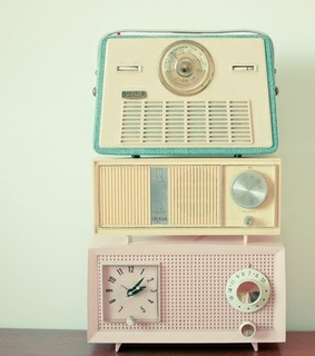 aesthetic, radio and pastel