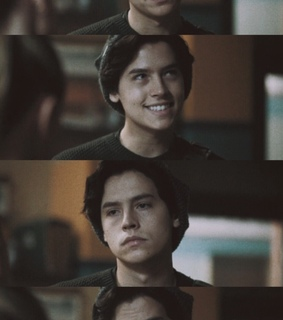 cole sprouse, jones and jughead