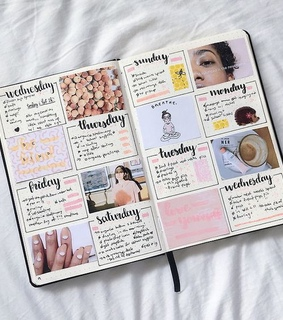 girly, 30 and journal