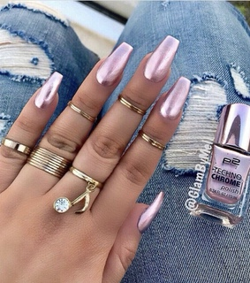 nails and chrome