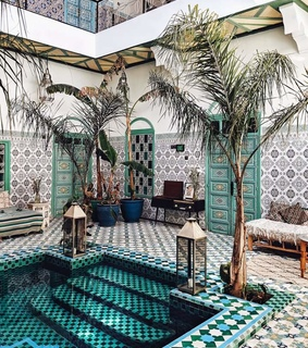 marrakech, hotel and morocco