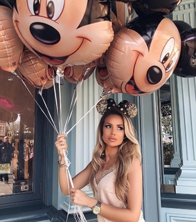 accessories, blond and balloons