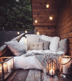 grey, cosy and pillows