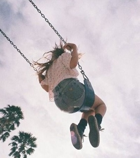 swings, tumblr and vintage