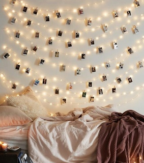 lights, memories and room