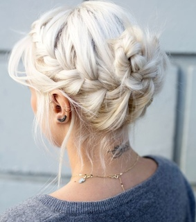 hair, girl and hairstyles