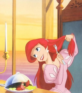 the little mermaid, disney and ariel