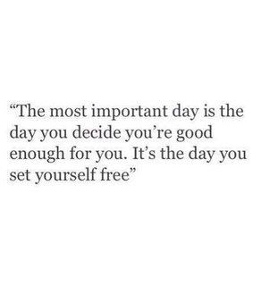 friendship, free and love yourself