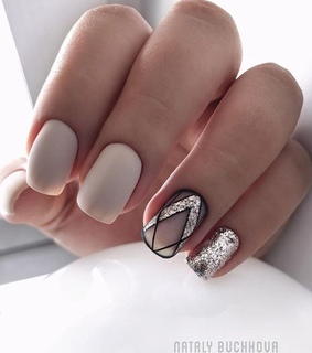 classy, nails and inspiration