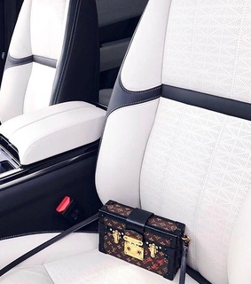 luxury, Louis Vuitton and cars