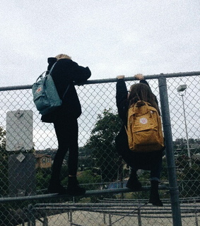 aesthetic, grunge and friends