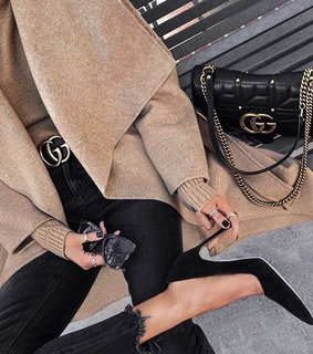classy, style and black and nude