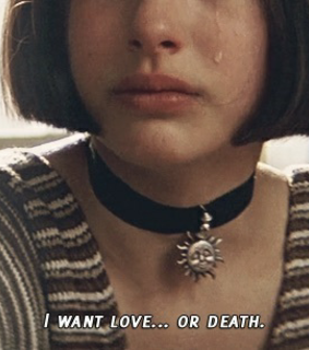 death, frase and love