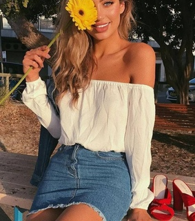 chic, fashion and sunlight