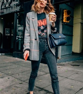 style, jeans and chic