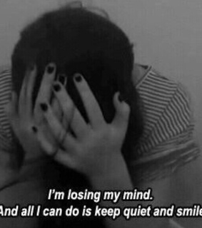 lost, mind and quote