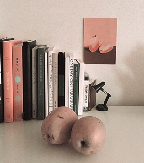 white, aesthetic and books