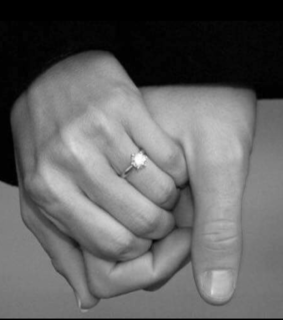 love, hand and hold