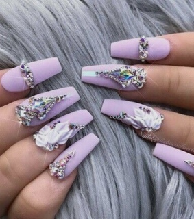 art, nails and beautyful