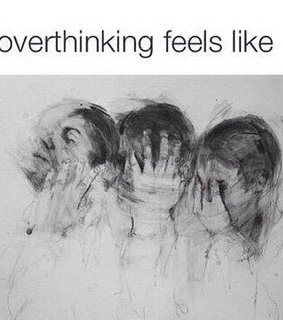 crazy, anxiety and feels