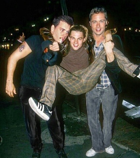 actor, boy and johnny deep