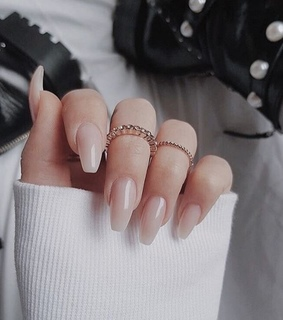 nails, rings and jewels