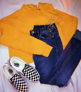 fashion, edgy and hoodie