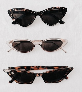indie, sunglasses and fashion