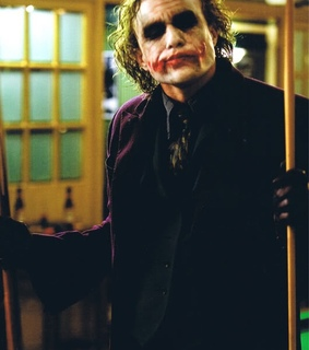 joker, serious and movies