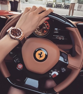 rich, hublot and expensive