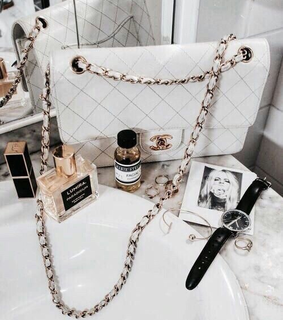gucci bag, marble and fashion