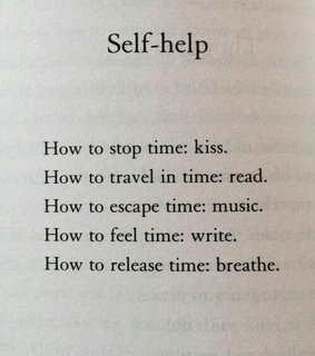 time, inspiring and self care