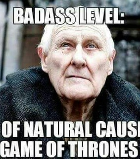 badass, night's watch and tv
