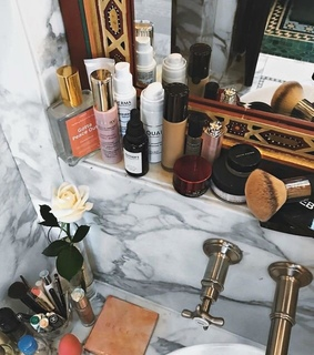 skincare, beauty and goals