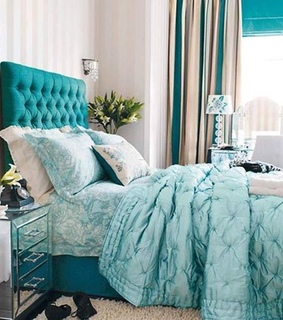 design, bedroom and tiffany